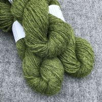 NEW! Ullcentrum Solids 3-ply - Grassy Dark